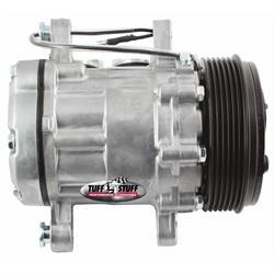 Tuff Stuff 4517NC6G Peanut Style SD7 A/C Compressor, R134A Series
