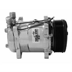 Tuff Stuff 4515NB6G Sanden Style SD508 A/C Compressor, R134A Series