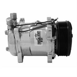 Tuff Stuff 4515NA6G Sanden Style SD508 A/C Compressor, R134A Series