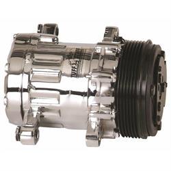 Tuff Stuff 4517NA6G Peanut Style SD7 A/C Compressor, R134A Series