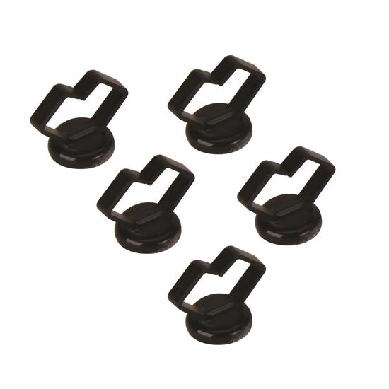 Mag Daddy 3/4 Inch Medium Cable Daddy Magnetic Wire Fasteners, 5-Pack