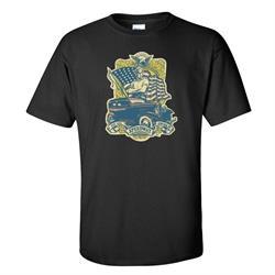 Speedway Guest Artist James Owens '32 Tudor 65th Anniversary T-Shirt
