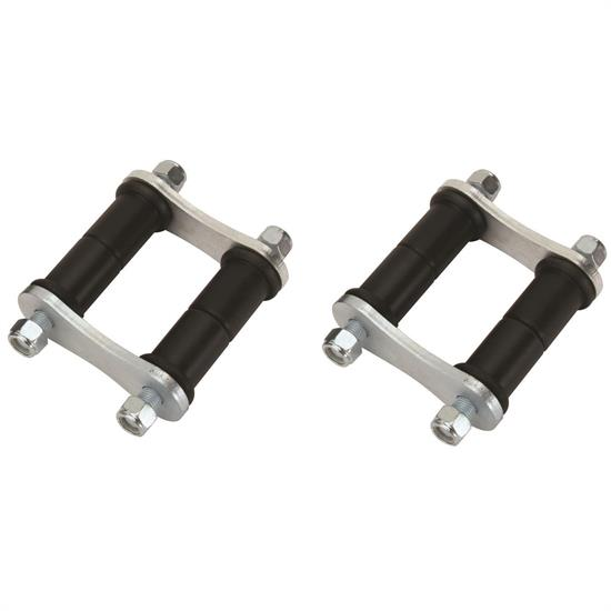 2-1/2 Inch Rear Spring Shackles
