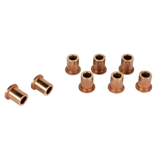 Bronze Replacement Shackle Bushings for 2 Inch Shackle