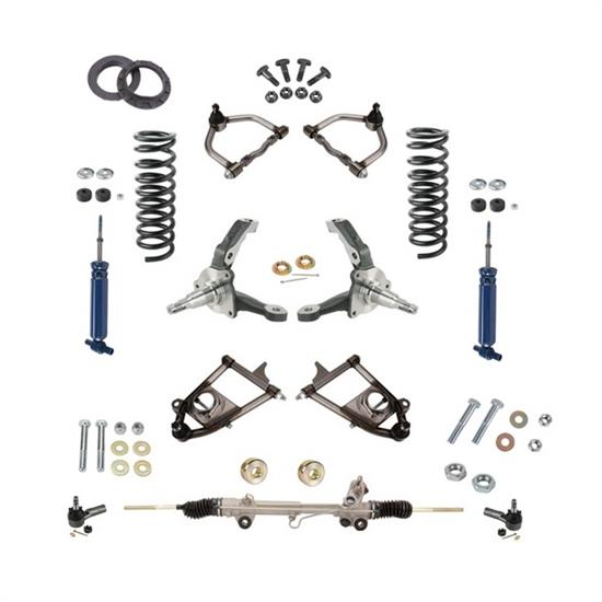 mustang ii ifs front suspension kits without brakes