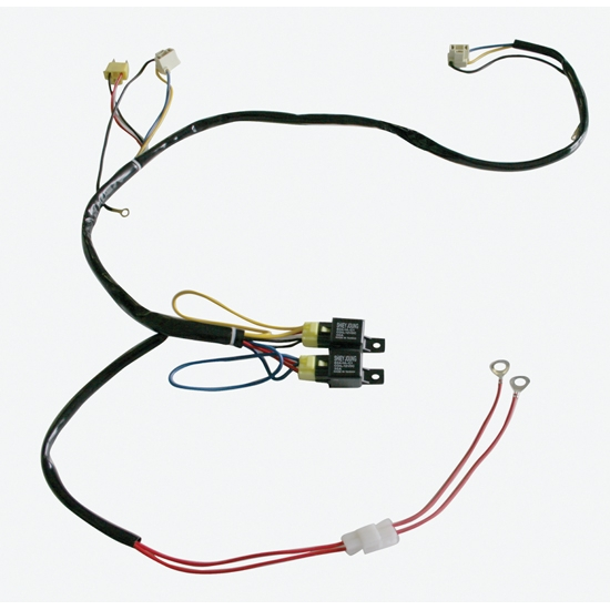 Cool Headlight Relay Harness Kit Wiring Database Gramgelartorg