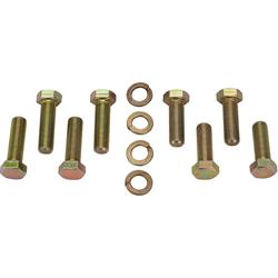 G-Comp 2 Inch Drop Spindle to Stock Disc Brake Hardware Kit