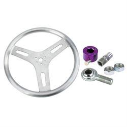 Standard Grip Flat Wheel Combo - 13 Inch