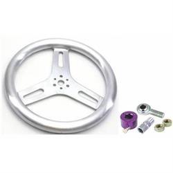 Pro Grip Flat Wheel Combo - 13 Inch