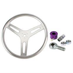 Standard Grip Flat Wheel Combo - 15 Inch