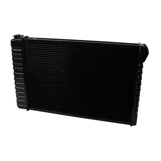 1973-87 Chevy Pickup and Blazer 4 Row Radiator, OEM Replacement