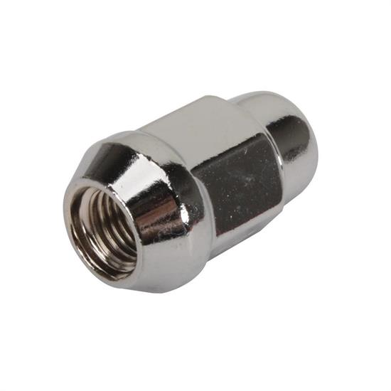 20 Chrome Bulge Acorn Lug nuts 7//16 inch thread