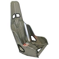 Kirkey 41500 Pro Street Drag Seat, Aluminum, 16 Inch