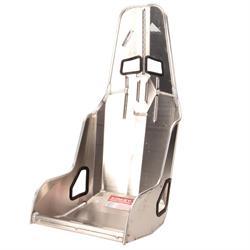 Kirkey 41700 41 Series Pro-Street Drag Racing Aluminum Seat, 17 Inch