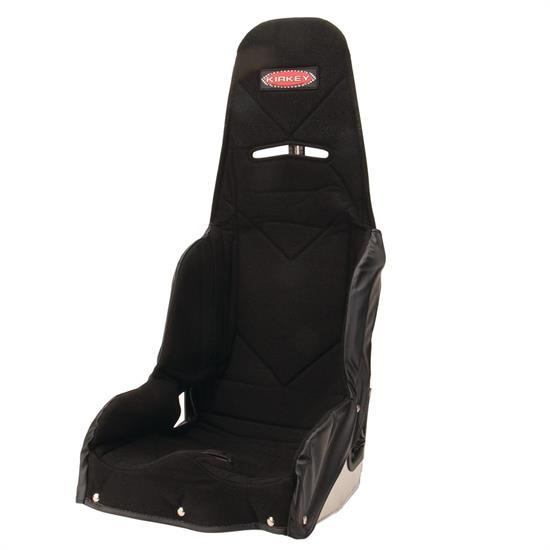 Kirkey 41711 Black Tweed Racing Seat Cover