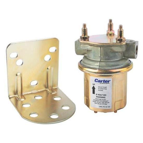 Carter P4259 6 Volt Electric Fuel Pumps