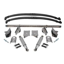 TCI 1954-55 Chevy Truck Rear Parabolic Leaf Spring Suspension Kit