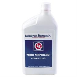 Lubrication Engineers 7500 LE Power Steering Fluid, 1 Qt.