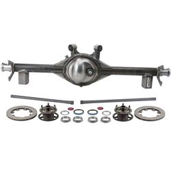 Speedway Grand National Rear End w/Adjustable GM Metric Brackets