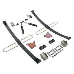 1942-48 Ford Composite Leaf Spring Rear Suspension Kit