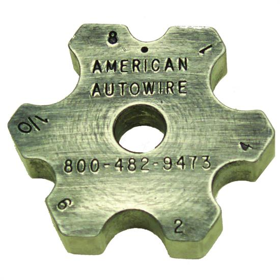 American Autowire 500665 Crimping Tool, Battery Cable