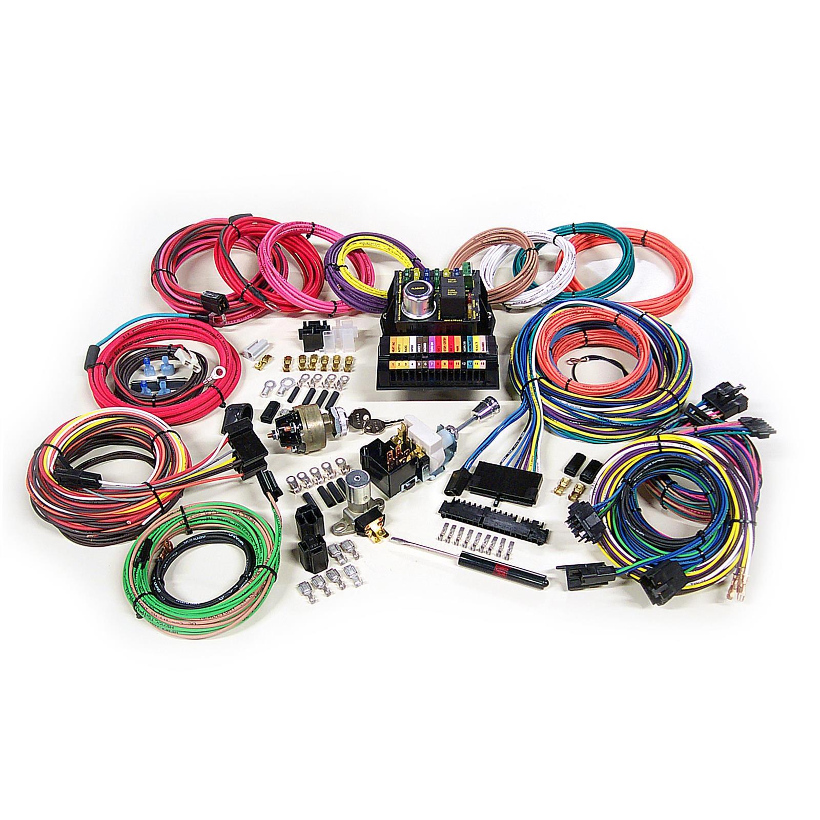 American Autowire 500703 Highway 15 Circuit Wiring HarnessSpeedway Motors