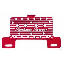 Flatheads Forever Tag Topper