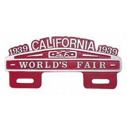 Garage Sale - California Worlds Fair