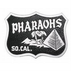 Pharaohs So.Cal. Plaque
