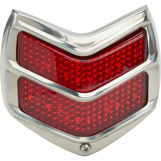 Car Tail Lights >> 1940 Ford Passenger Car Red Led Tail Light Assembly