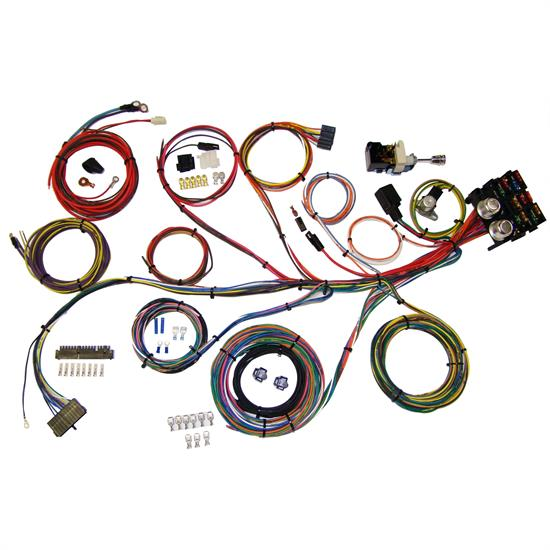 American Autowire 510004 Power Plus 13 Circuit Wiring Harness