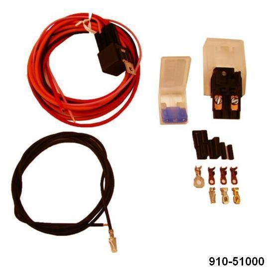American Autowire 510002 70 Amp Relay Kit