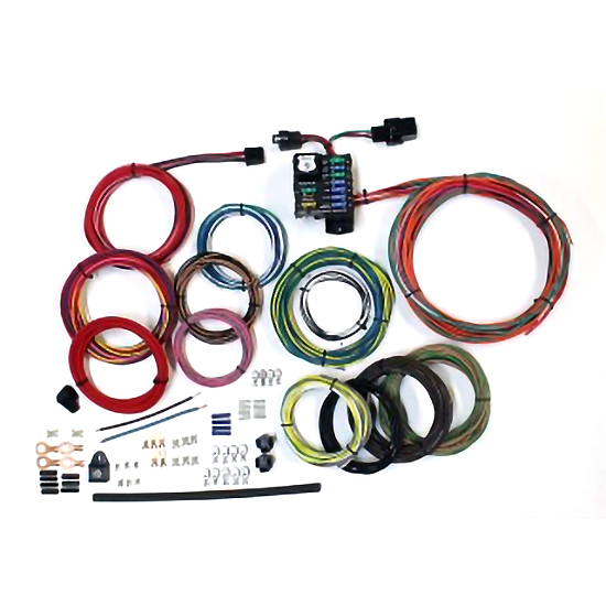 American Autowire 510625 Route 9 Circuit Wiring Harness