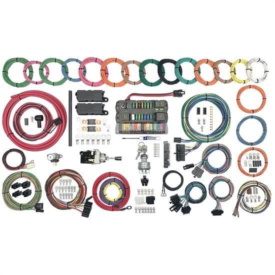 American Autowire 510760 Highway 22 Plus Universal Wiring System