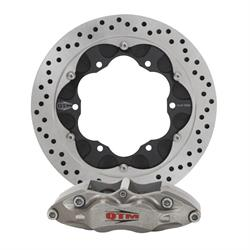 QTM Brakes SDK-2 Sprint Car Rear Inboard Brake Kit, Dirt Track Racing