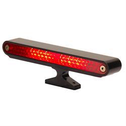 Billet Aluminum LED Third Brake Light, Black