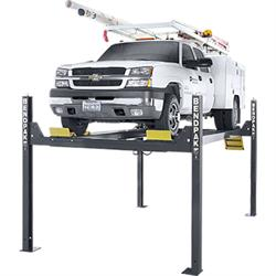 "BendPak 5175004 Four-Post Vehicle Lift 14,000 Lbs, 82"" Rise"