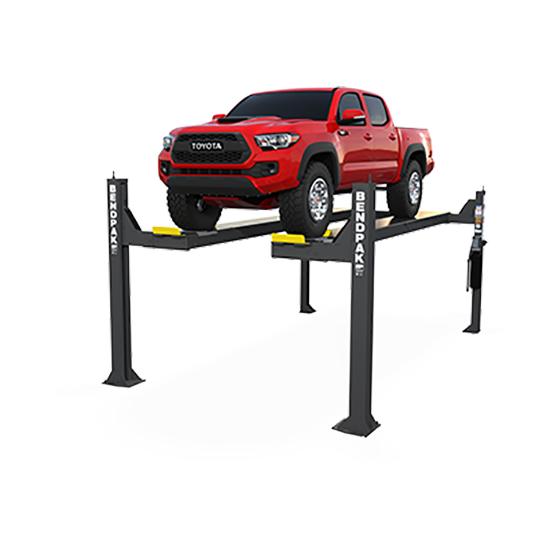 BendPak 5175153 Wheel Alignment Lift, 14,000 Lbs, Open Front