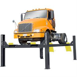 BendPak 5175178 Four-Post Vehicle Lift 40,000 Lbs, Extended