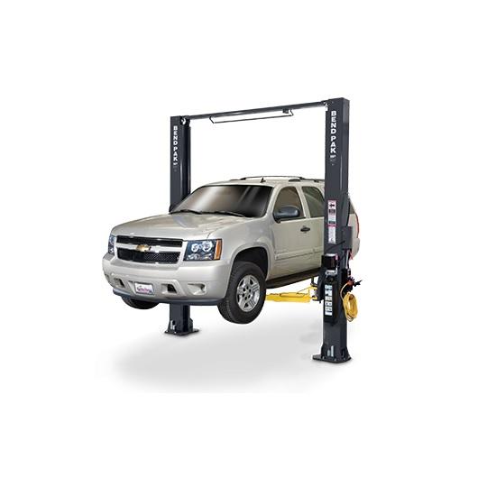 10000 Lb Car Lift >> Bendpak 5175395 XPR-10S 2 Post Lift, 10,000 lb capacity