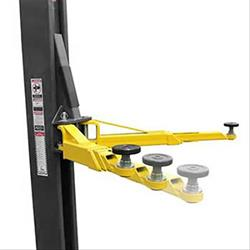BendPak 5175397 XPR-10AS Dual Width 2 Post Lift, 10,000 lb Limit
