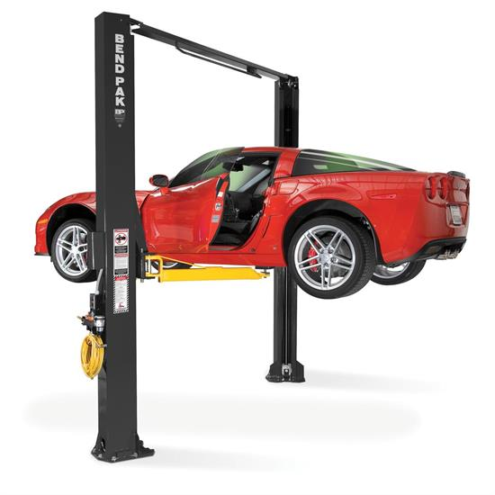 BendPak XPR10AS Extra Tall 2 Post Lift, 10,000 LBS. Capacity