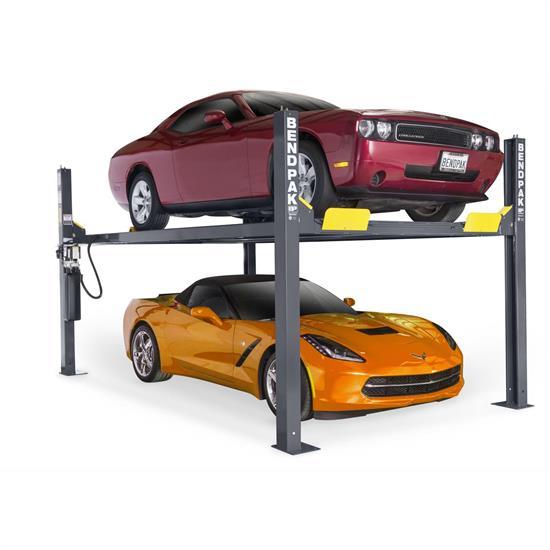 BendPak HD9 4 Post Lift, 9,000 Pound Lifting Capacity