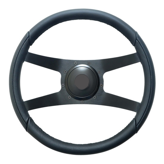 GT Performance 52-5375 GT9 Pro-Touring Sport Leather Steering Wheel