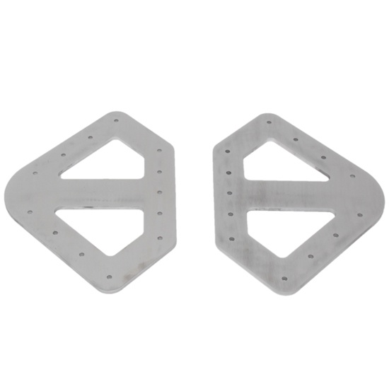 Aluminum Valance Support Brackets For MD3 Modified