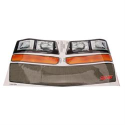 Performance Bodies MD3 0D2101 1981-88 Monte Carlo Nose Racing Graphics