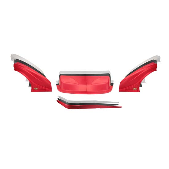 Dominator 2X Nose/Flare/Valance Kit