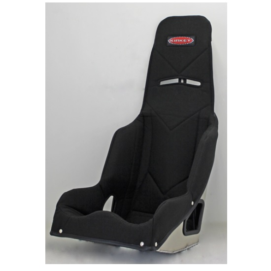 Kirkey 5515011 Black Tweed Seat Cover 15 Inch