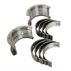 King HP Series Chevy 350 Main Bearings