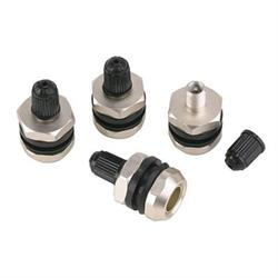 Aluminum Valve Stems - Set of 4